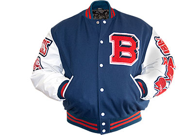 Letter Jacket
