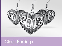 Class Earrings