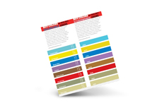 The Color Trend Brochure