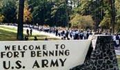 Fort Benning Rings