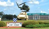 Fort Stewart Rings
