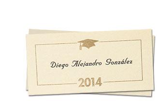 graduation name card template thevillas co