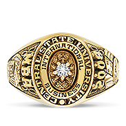 East Texas State University Her Rings
