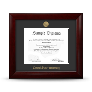 University Of Maryland University College Diploma Frames