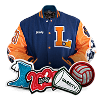 Cypress Creek High School Letter Jackets