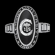 Clemson University Her Rings