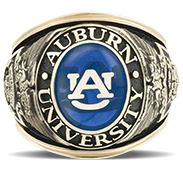 Auburn University His Rings