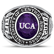 University Of Central Arkansas His Rings