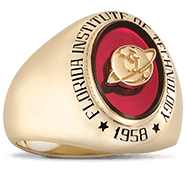 Florida Institute Of Technology His Rings