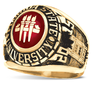 Florida State University His Rings