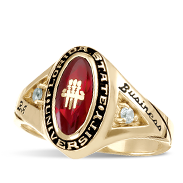 Florida State University Her Rings