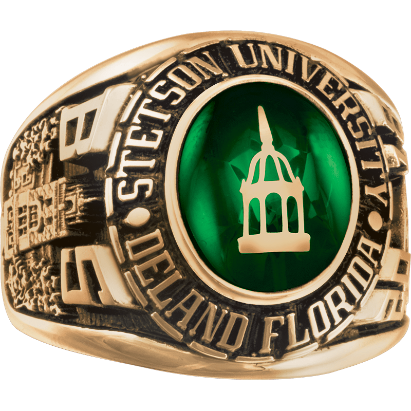 Stetson University His Rings