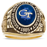 Georgia Institute Of Technology His Rings