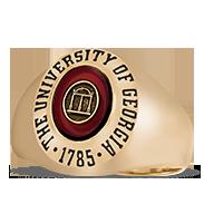 University Of Georgia Her Rings