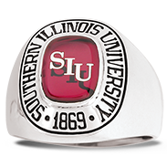 Southern Illinois University His Rings