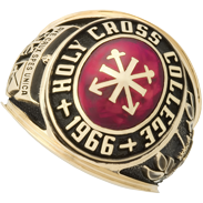 Holy Cross College His Rings