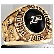 Purdue University Rings