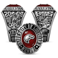 University Of Louisiana Monroe Her Rings