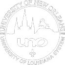 University Of New Orleans Seal Image