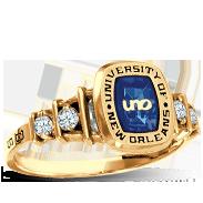 University Of New Orleans Her Rings