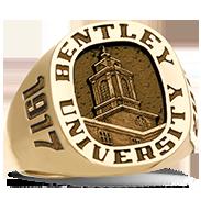 Bentley University Rings