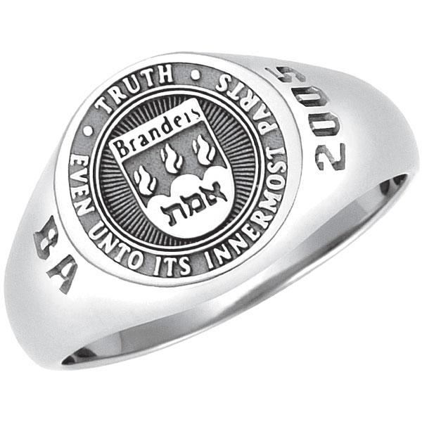 Brandeis University Her Rings