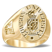 Towson University Her Rings Image