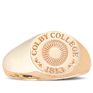 Colby College Her Rings