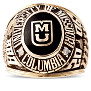University Of Missouri His Rings
