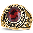 Belmont Abbey College His Rings