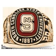 North Carolina State University His Rings