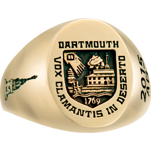 Dartmouth College Rings