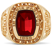 Rider University His Rings