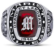 Marist College His Rings
