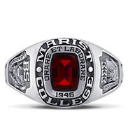 Marist College Her Rings