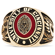 University Of Cincinnati His Rings