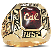 California University Of Pennsylvania His Rings