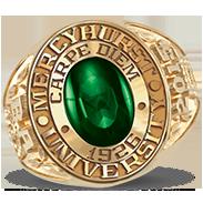Mercyhurst University His Rings