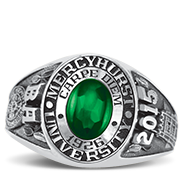 Mercyhurst University Her Rings