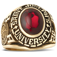 Saint Joseph's University His Rings Image