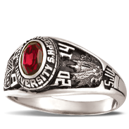 Saint Joseph's University Her Rings Image