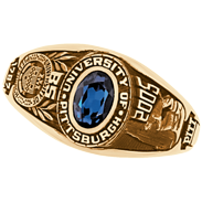 University Of Pittsburgh At Greensburg Her Rings