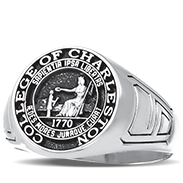 College Of Charleston Her Rings