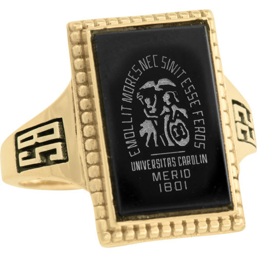 University of South Carolina Men/'s Large Classic Ring