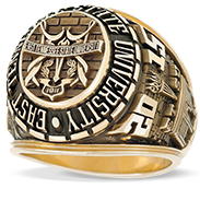 East Tennessee State University Rings