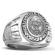 Angelo State University Her Rings Image