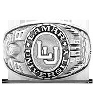 Lamar University Her Rings