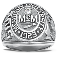 McMurry University His Rings