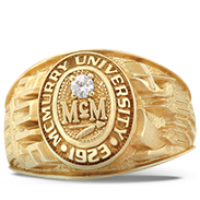 McMurry University Her Rings