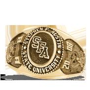 Stephen F. Austin State University Her Rings
